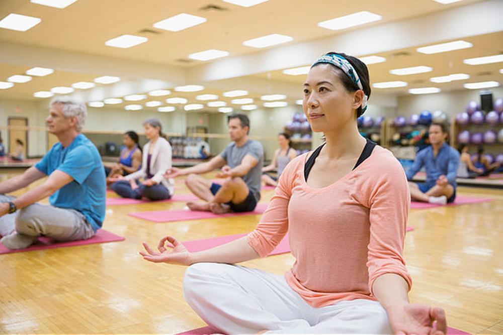 Manfaat Yoga Bagi Orang