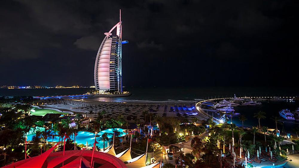 Unik Dubai Pohon Wifi