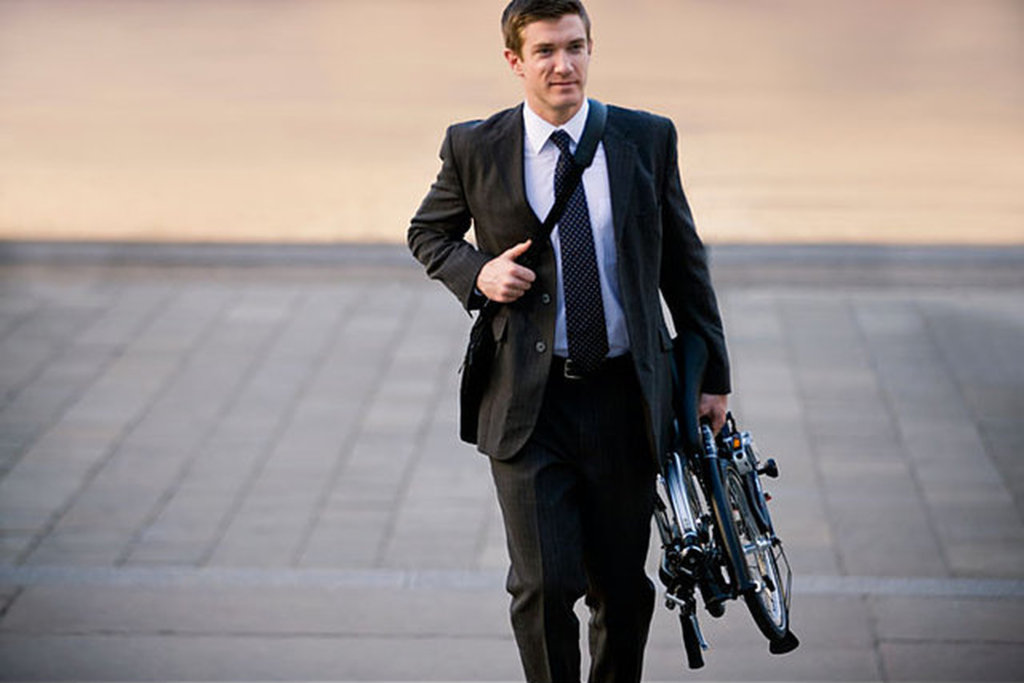 Membeli Sepeda Lipat Pemula