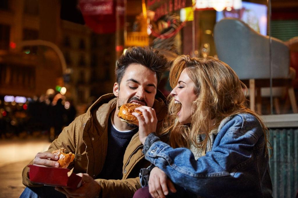 Kisah Hamburger Makanan Mendunia
