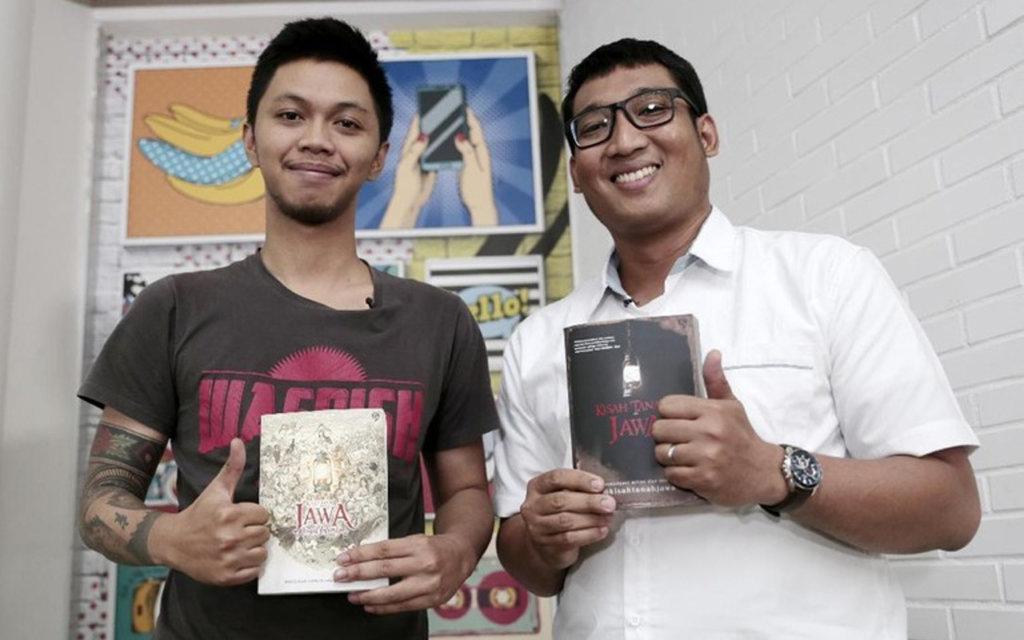 Buku Kisah Tanah Jawa
