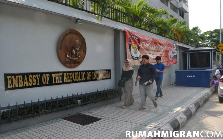 Alamat Kjri Di Malaysia Untuk Lapor Diri Rumahmigran Com