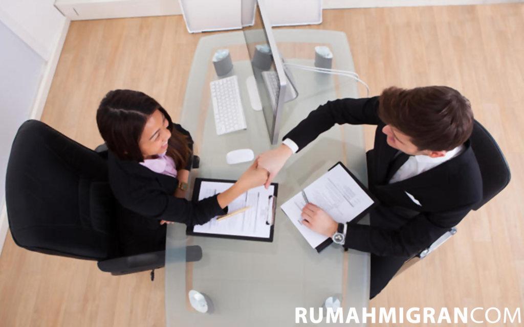 perjanjian kontrak kerja tki