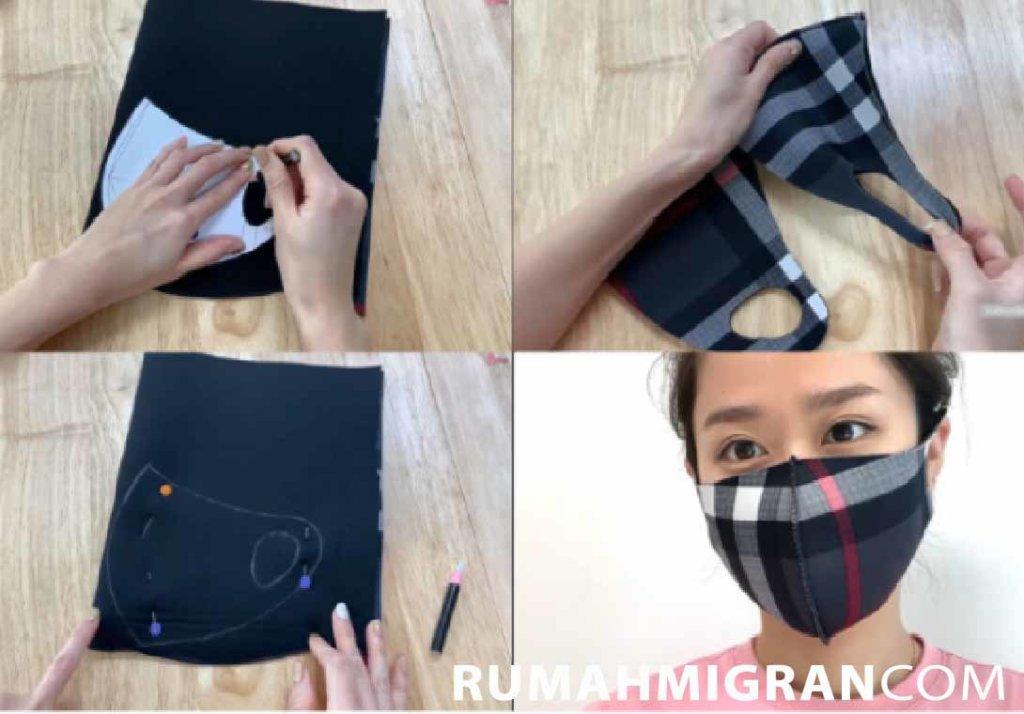 Cara Membuat Masker