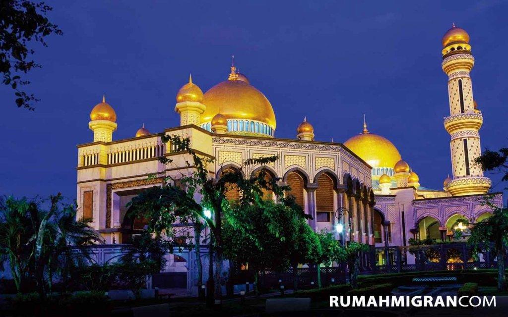 Keuntungan Tinggal di Brunei
