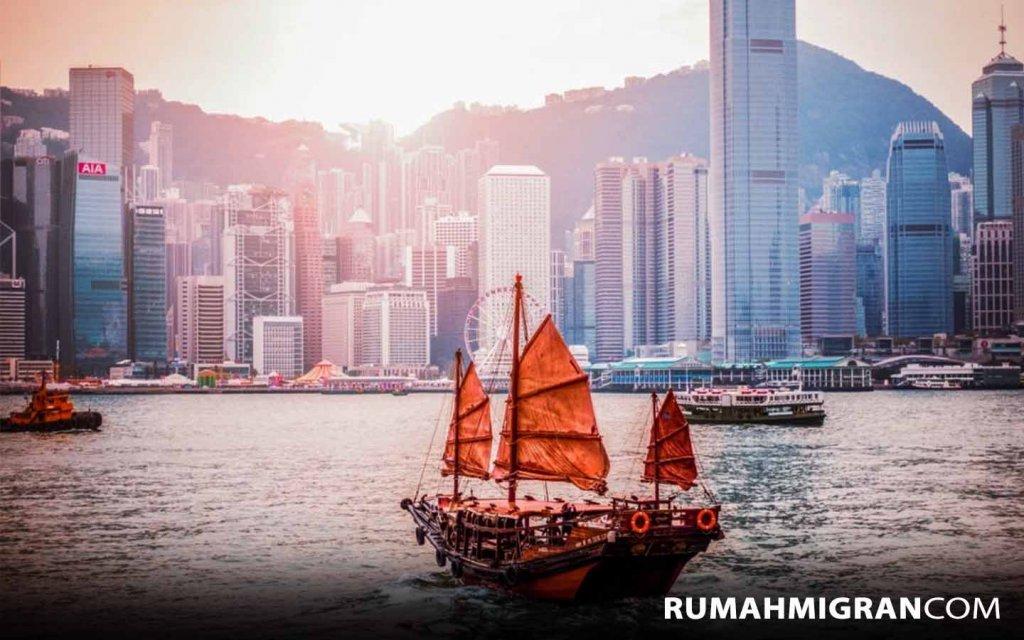 Budaya Penduduk Hong Kong