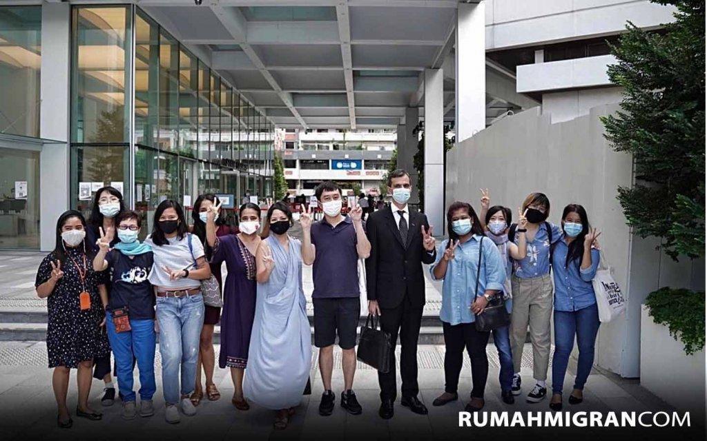 ART Melawan Pejabat Singapura