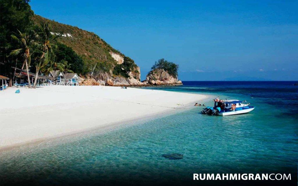 Pulau-pulau di Malaysia
