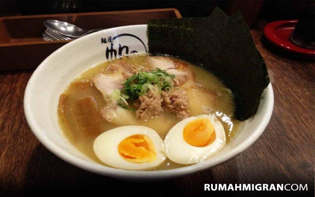 Ramen Halal di Jepang