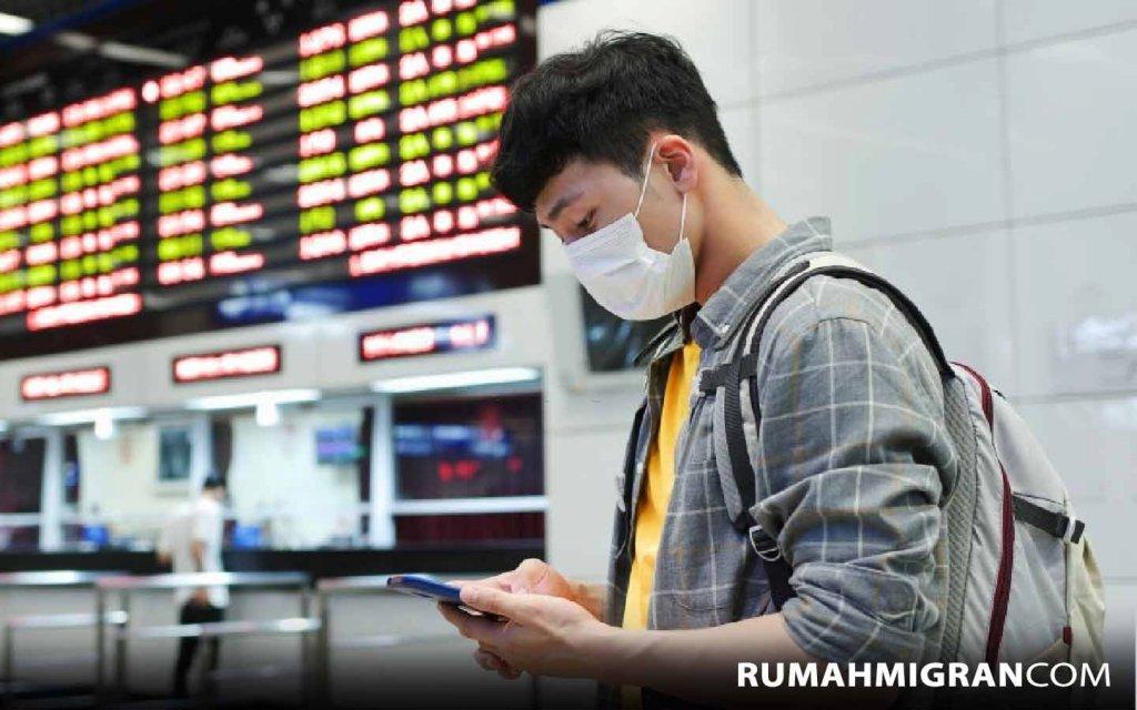 Taiwan Membatasi Pekerja Migran