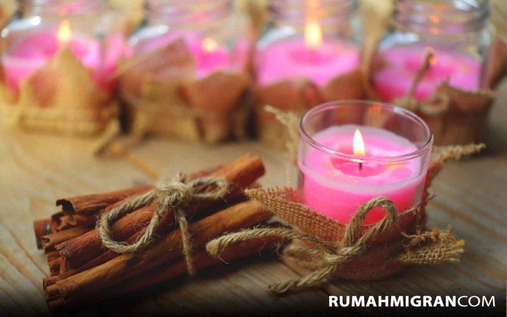 Peluang Usaha Lilin Aromatik