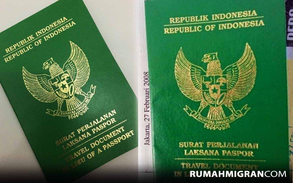 Istilah Paspor Tendang