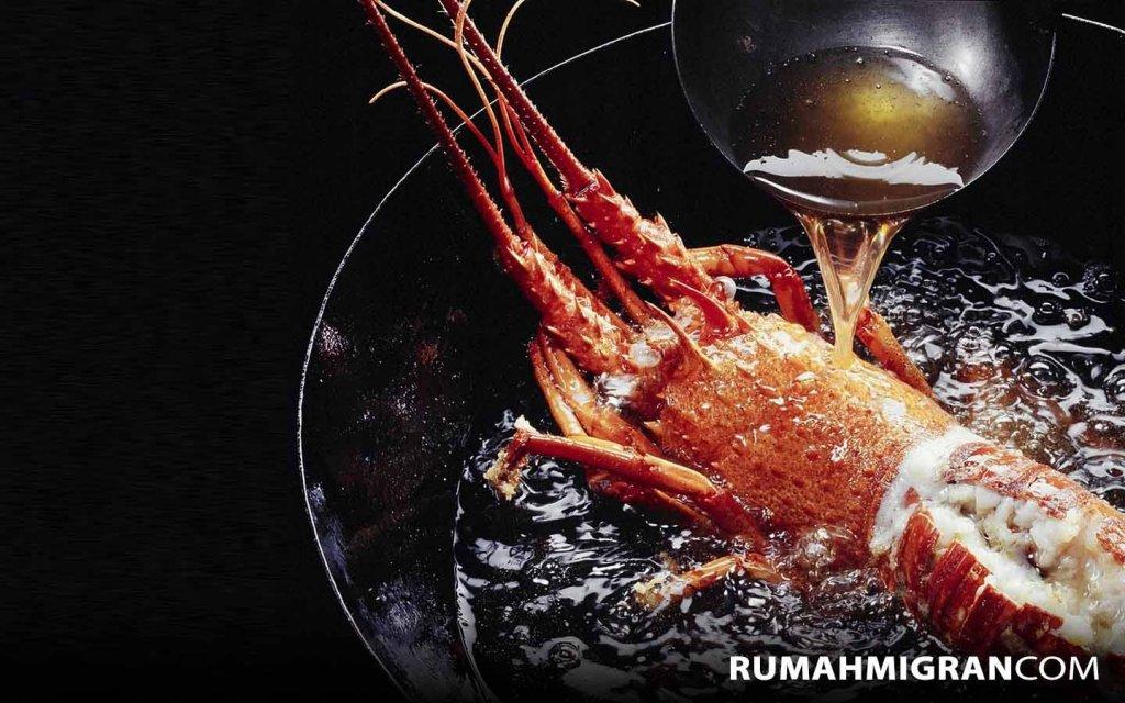 Pengusaha Lobster Mantan PMI