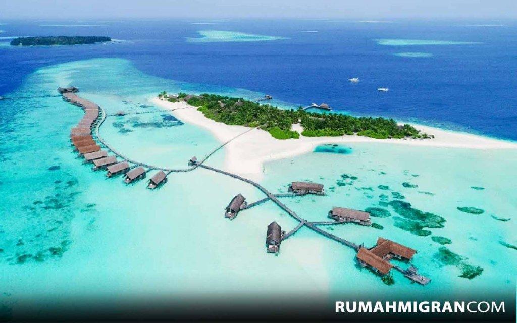 Pulau Menawan Di Maldives