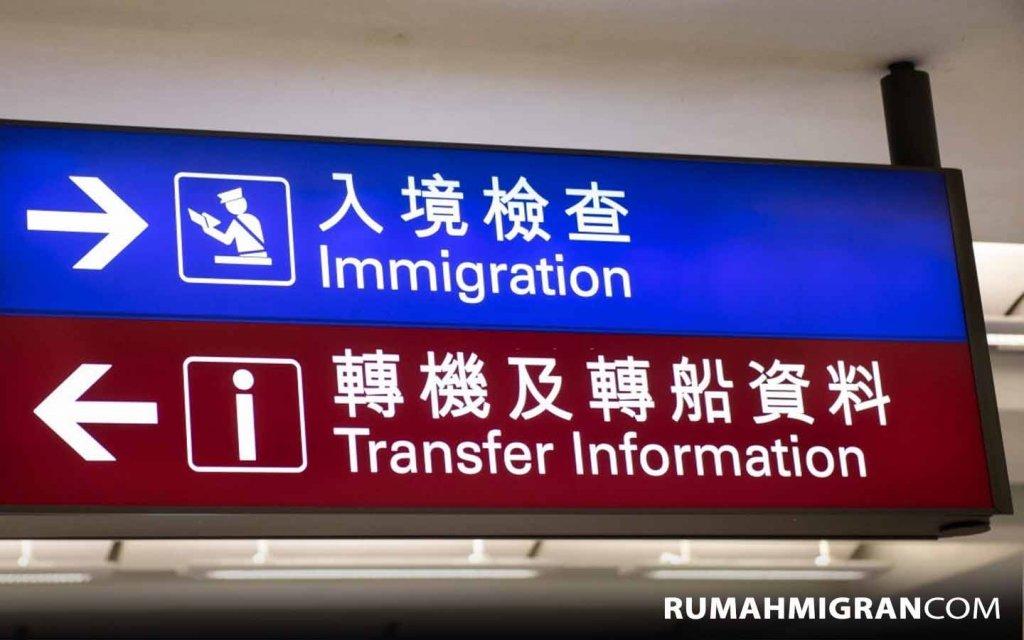 Membuat Visa Hong Kong