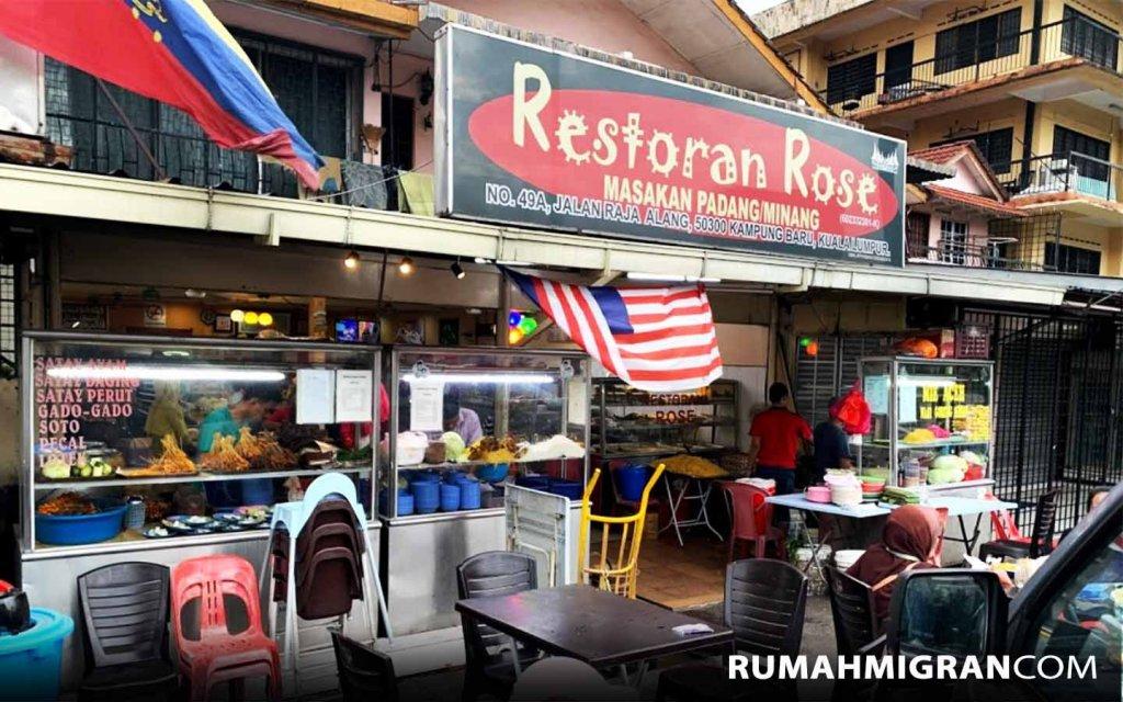 Restoran Indonesia Di Malaysia