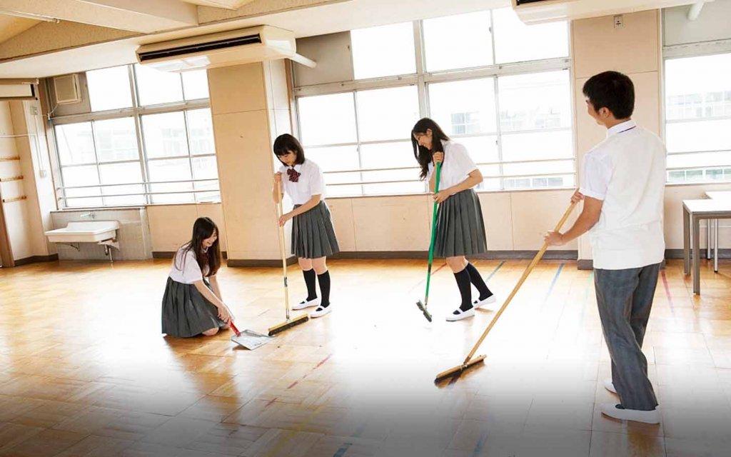 Slogan Kebersihan Orang Jepang