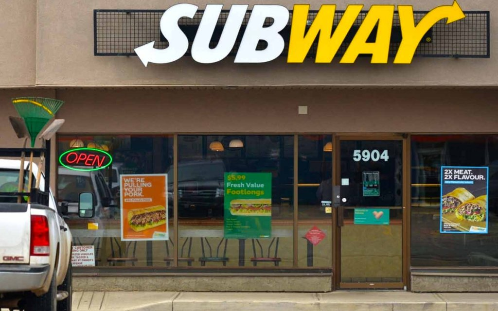 Resep Subway Sandwich