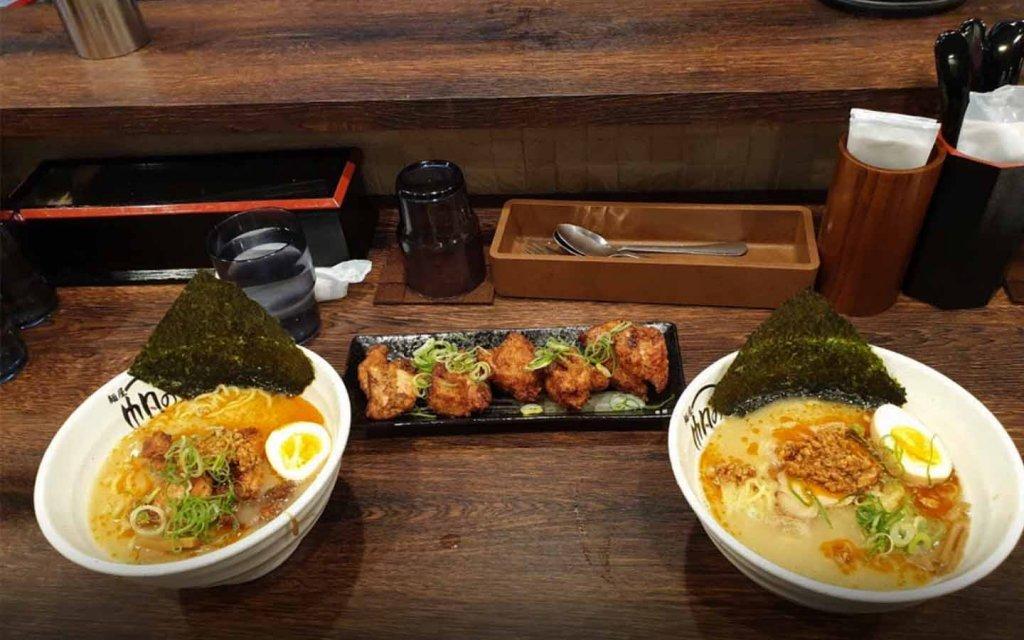 Ramen Halal di Osaka