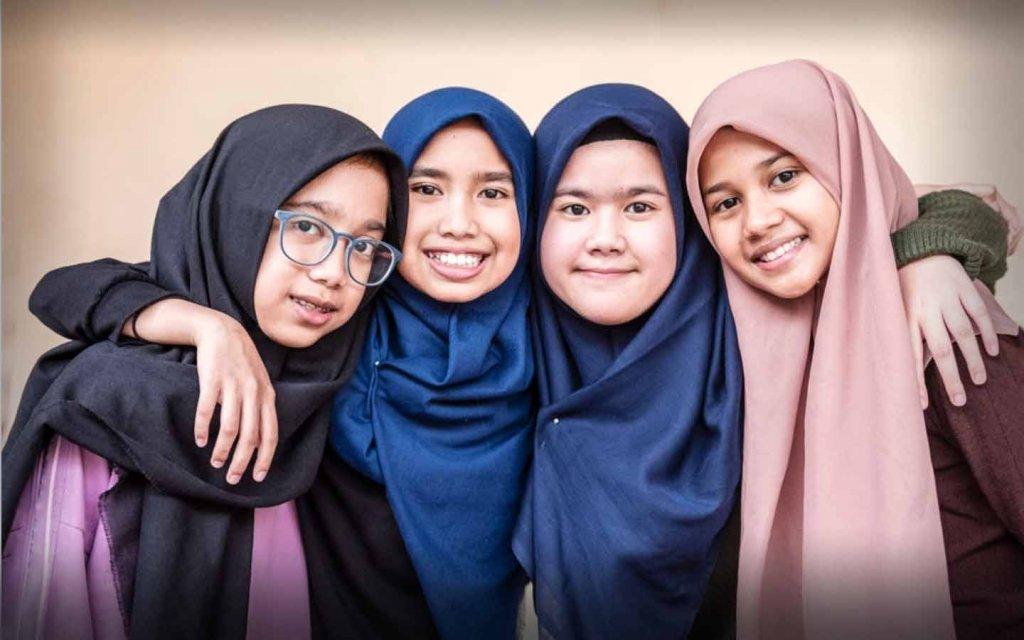 Jenis Bahan Hijab