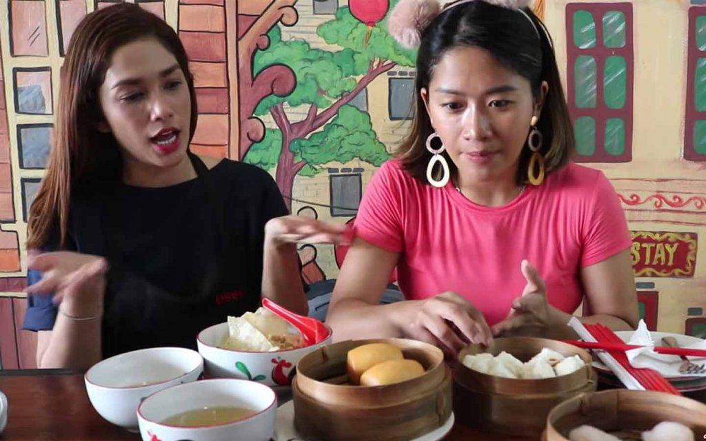 Farida Nurhan Blogger Makanan