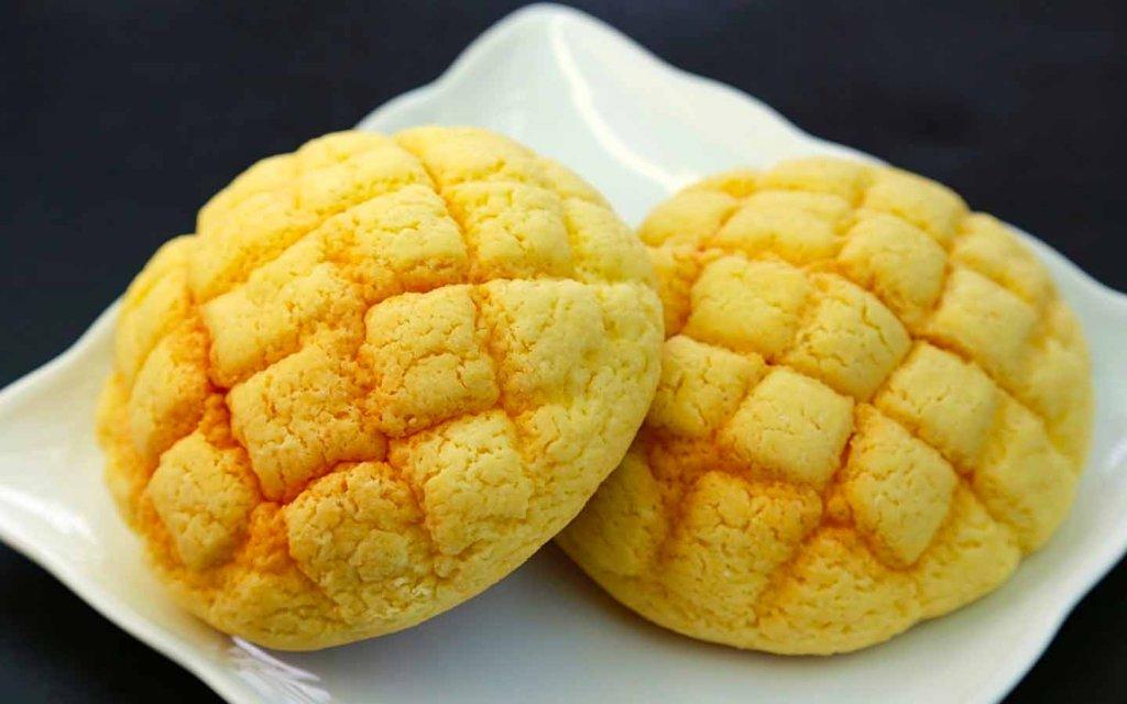 Roti Melon Khas Jepang