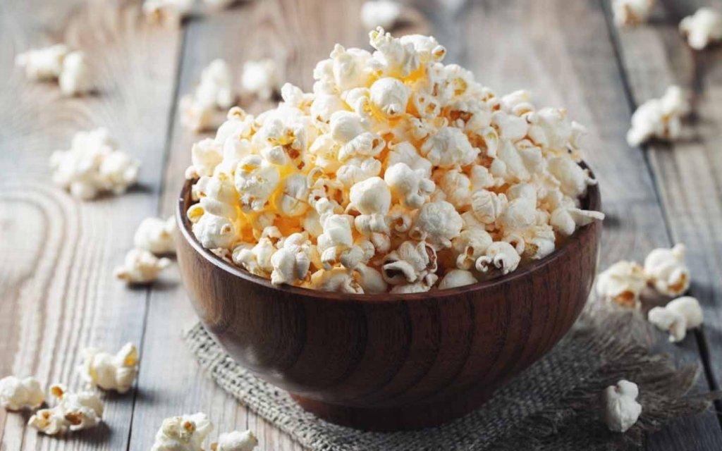 Sejarah Tentang Popcorn
