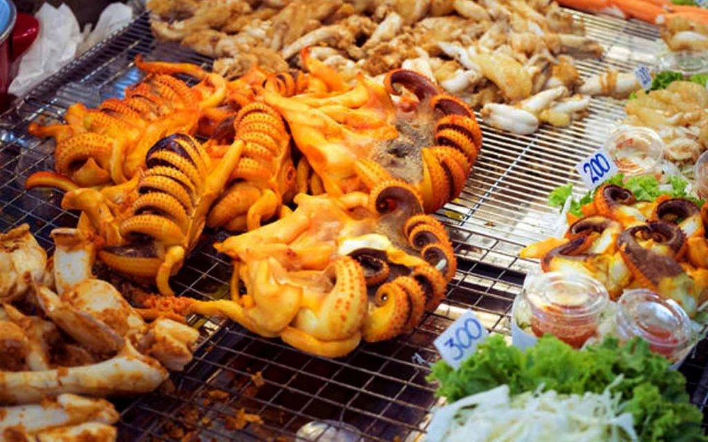 Makanan Enak di Asiatique