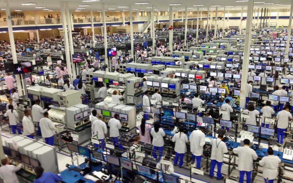 Gaji PMI di Taiwan