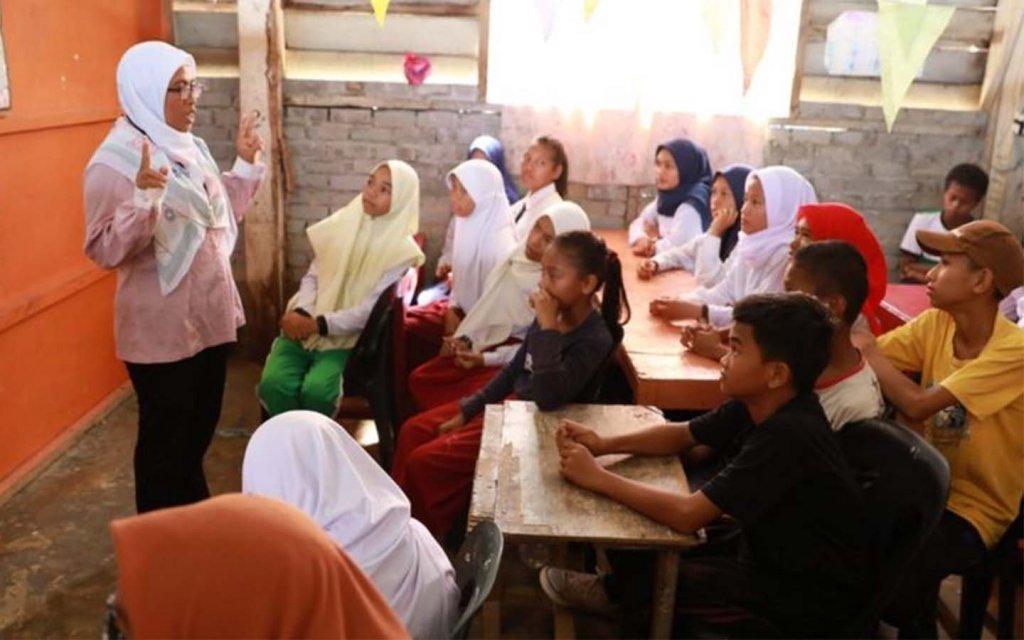 Mantan PMI Buka Sekolah
