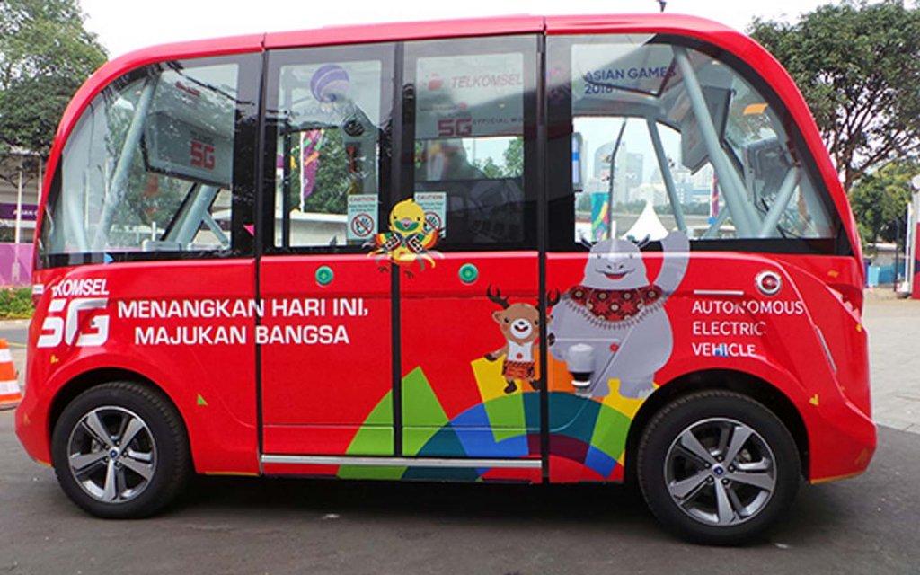 Teknologi Otonom Di Indonesia