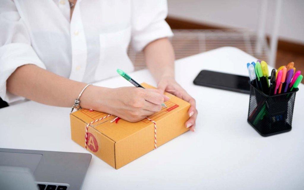Cara Mengirim Paket