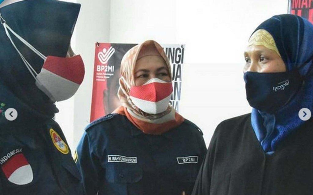 Pemulangan PMI Ke Indonesia
