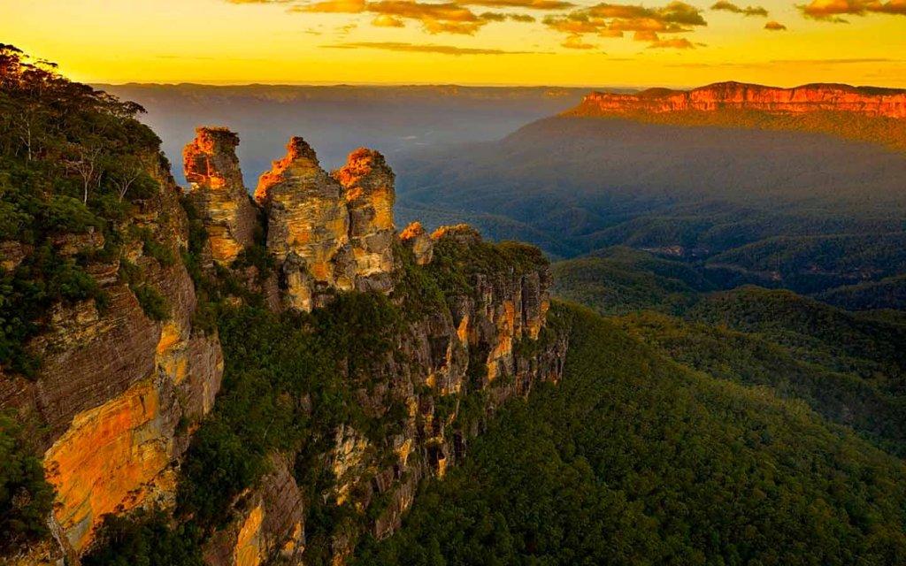 Wisata Australia Sering Dikunjungi