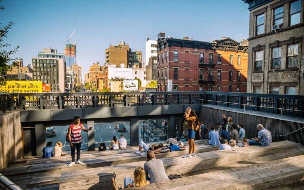 Hangout Di New York