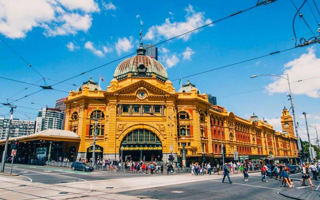 Tempat Wisata Gratis Melbourne