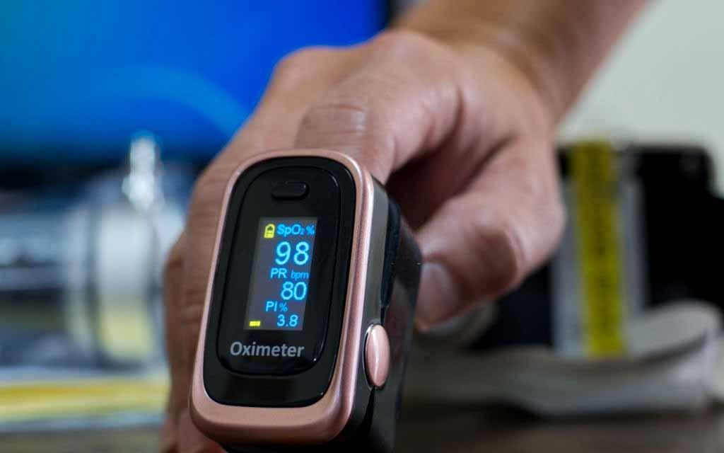 Cara Mengecek Alat Oximeter