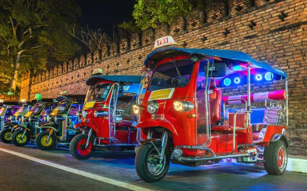 Panduan Berwisata Ke Thailand