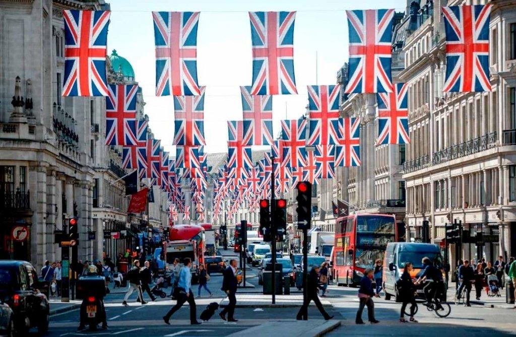 Tips Backpacking Ke London