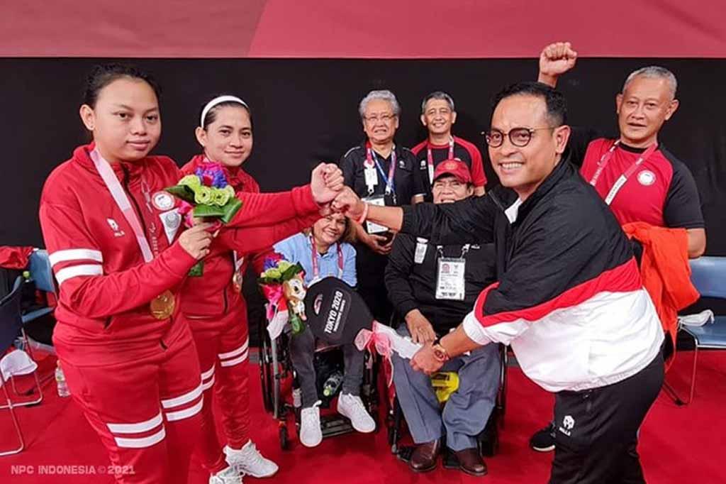 Indonesia Meraih Medali Terbanyak