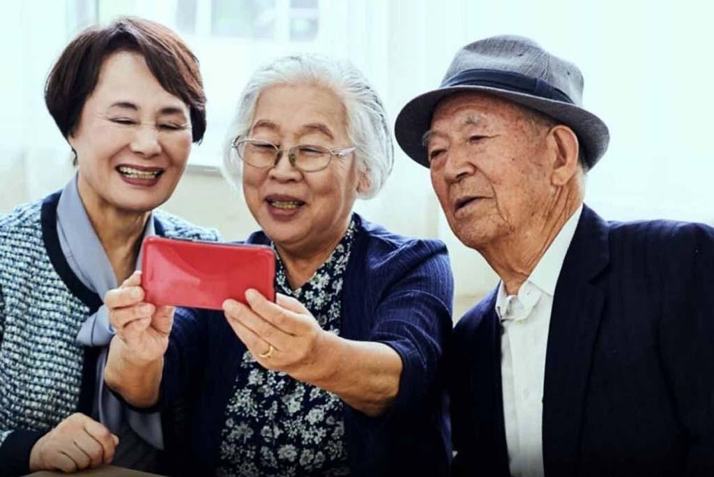 Rahasia Hidup Orang Jepang