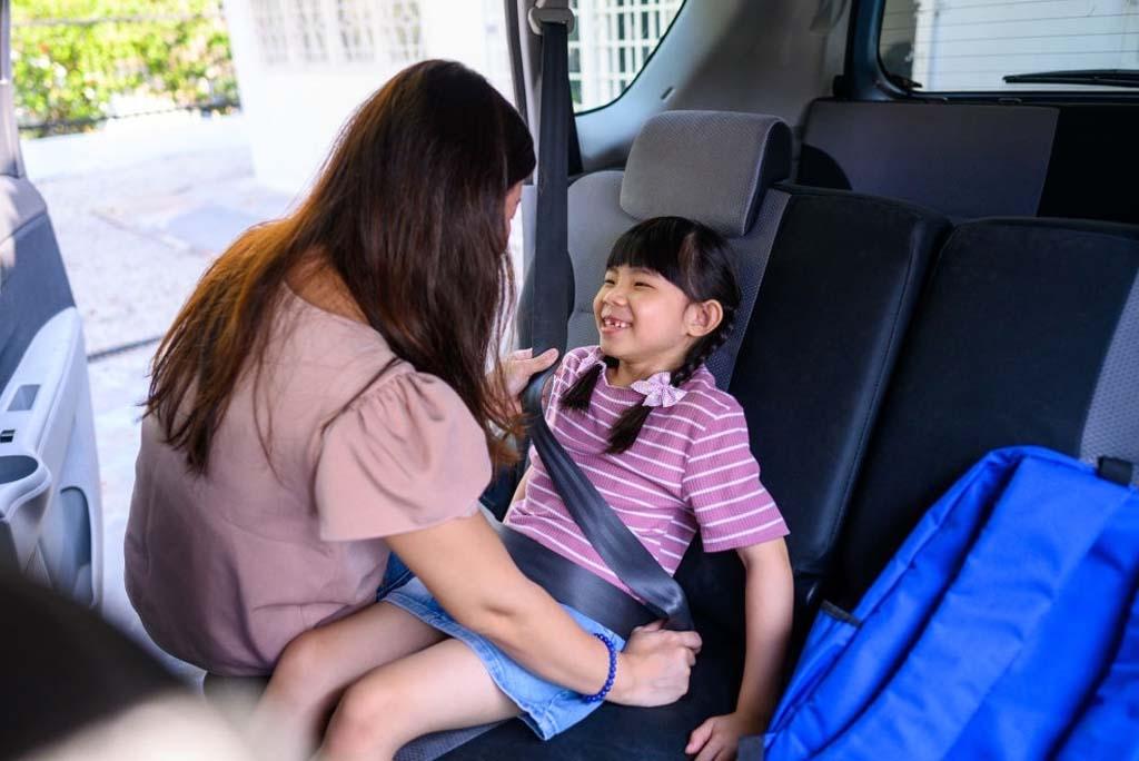 Tips Bawa Anak Berkendara